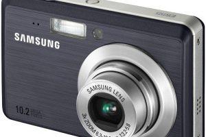أسعار ومواصفات كاميرا سامسونج ديجيتالES55