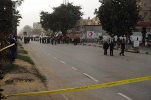 انفجار قنبله يدويه في مدينة نصر