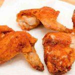 كيفية عمل أجنحة الدجاج المقرمش