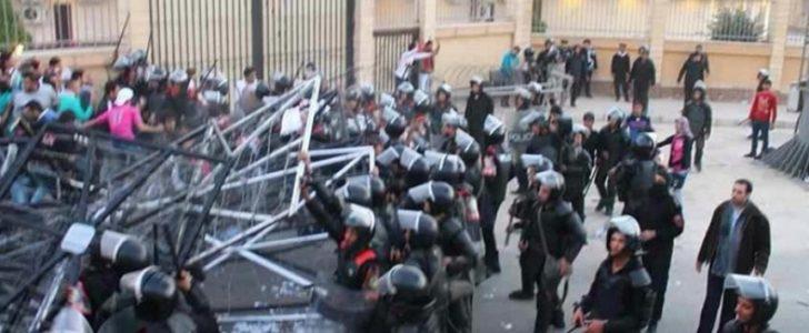 """جنايات شمال القاهرة تستأنف محاكمة 16 متهما بـ""""أحداث الدفاع الجوى"""""""