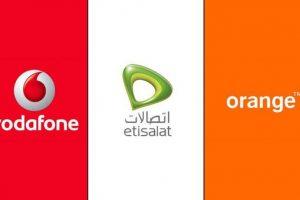 خلافات بين شركات المحمول والمصرية للاتصالات بشأن الأسعار والبنية التحتية