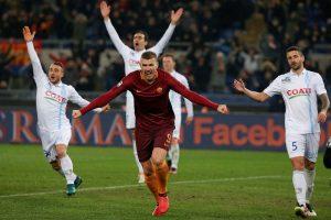 بالفيديو :اهداف مباراه روما وكييفوفيرونا -وتعادل نابولي وفيورنتينا يعزز وصافه روما