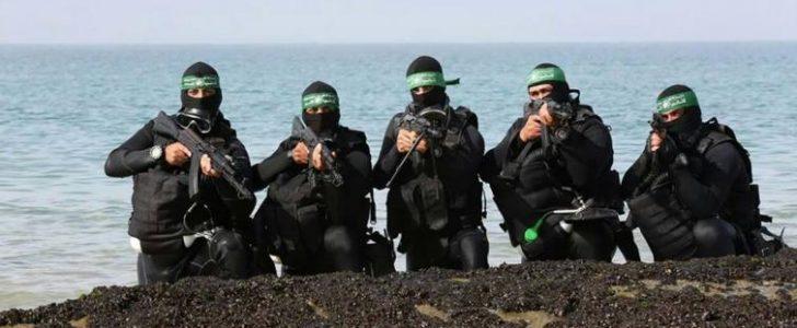 كوماندوز القسام البحري صداع إسرائيل الأكبر