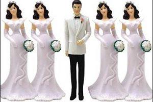 جميعنا متزوج و الكل لدية أربع زوجات ! و لكن أيهن تفضل؟