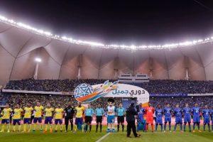 الهلال والنصر يتعادلان إيجابيا في الكلاسيكو السعودي