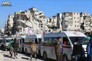 جلسة أممية بشأن حلب ودعوات لمحاسبة مرتكبي الجرائم