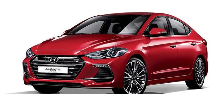 اسعار وامكانيات سيارة هيونداي النترا 2017 – Hyundai-Elantra 2017