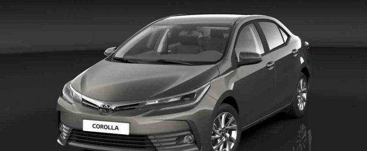 اسعار وامكانيات سيارة تويوتا كورولا toyota corolla 2017
