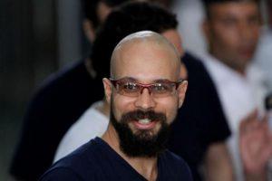 الإفراج عن أحمد ماهر أحد أعضاء حركة 6 إبريل