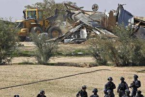 إسرائيل تصعد فى أم الحيران الفلسطينية و ترتكب مجازر دموية و تحذير من حريق هائل