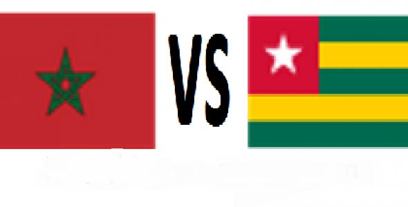 مباراة المغربو توجوو موعد المباراة ضمن مباريات أمم إفريقيا اليوم الجمعة20-1-2017