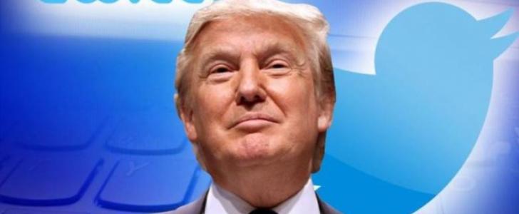 تويتر تعلن أنها ستقوم بحذف حساب ترامب في غضون يومين.. وترامب يرد