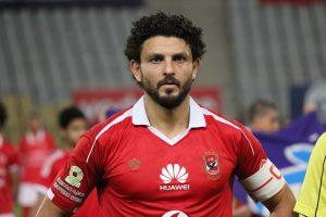 حسام غالي بعد إستبعاده من تشكيلة المنتخب : الجزائر الأقرب للقب و لست حزين لإستبعادى.