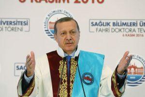 البرلمان التركي يعزز صلاحيات رجب طيب أردوغان ويزيح رئيس الوزارة للمرة الأولي فى تاريخ تركيا