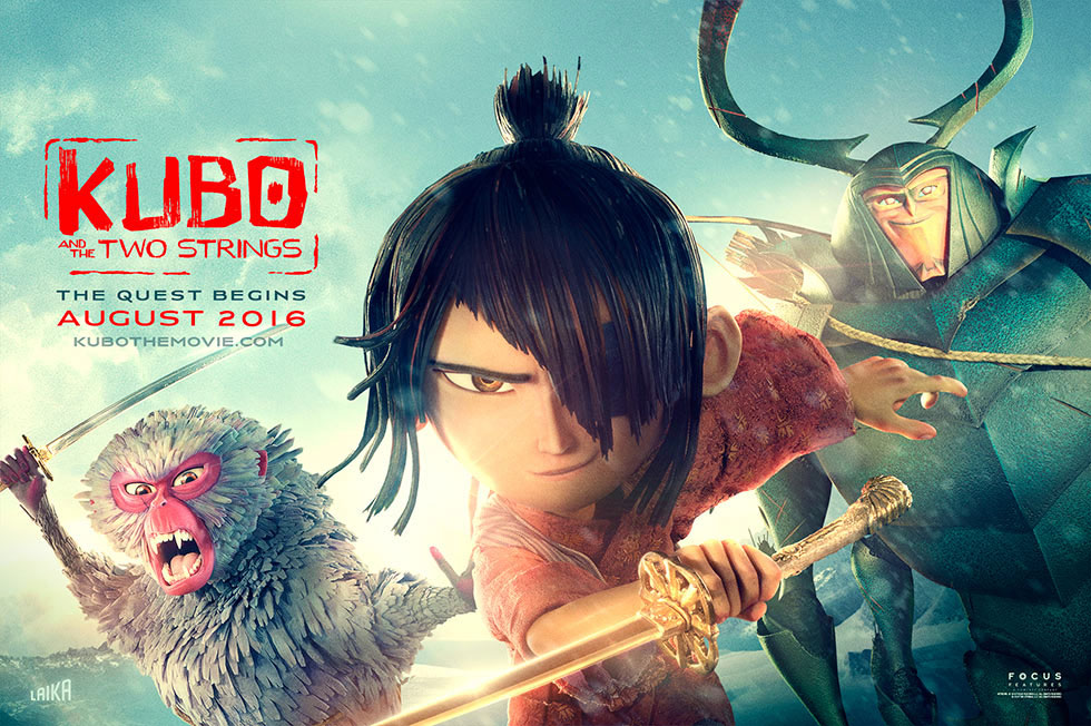 8 Kubo and the Two Strings