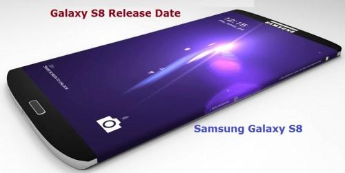 تعرف على مواصفات وسعر وموعد الاعلان عن هاتف سامسونج جلاكسى أس 8 ( samsung galaxy s8 )