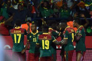 اهداف وملخص مباراه غانا والكاميرون في امم افريقيا 2017