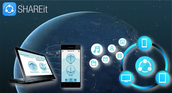 SHAREit APK Download for Android